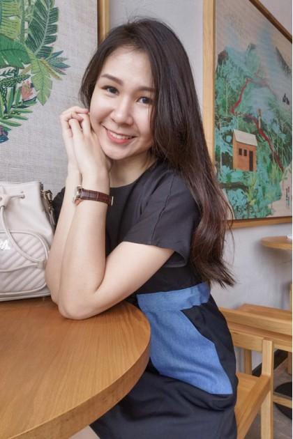 Eden Denim Patch Pocket Dress